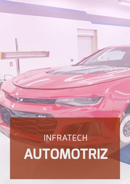 Aplicaciones Industriales Infratech Automotriz
