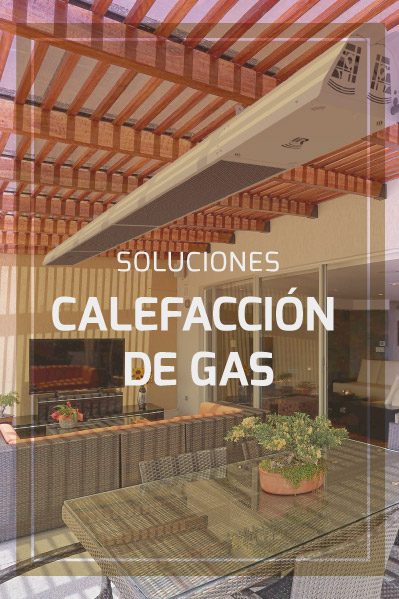 Soluciones Calefaccion de Gas