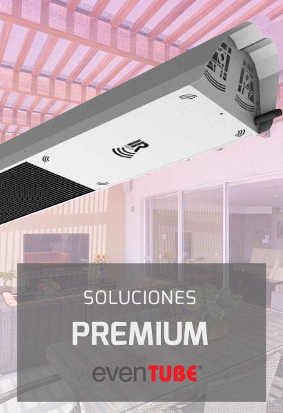 Calefaccion de Gas solucion Premium