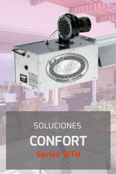 Calefaccion de Gas solucion Confort